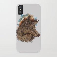 coyote iPhone X Slim Case