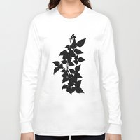 poison ivy Long Sleeve T-shirts featuring Poison Ivy by V1scera