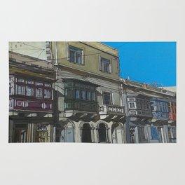 Birkirkara road Rug