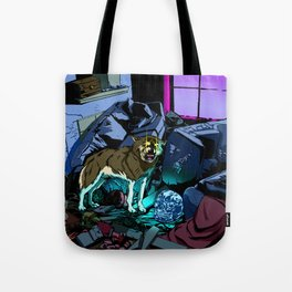 WOLF HOUSE Tote Bag