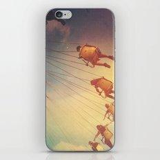 Swinging From The Sun iPhone & iPod Skin