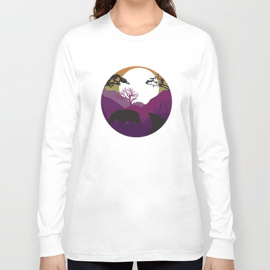 My Nature Collection No. 51 Long Sleeve T-shirt
