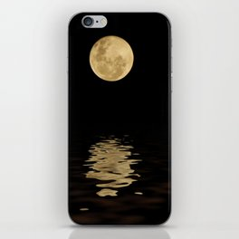 Once in a Blue Moon iPhone Skin