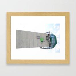 Punta Cana Tower Framed Art Print