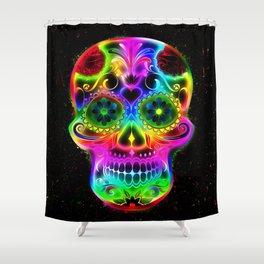 Skull20151213 Shower Curtain