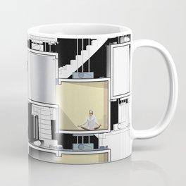 The Elevator Core Coffee Mug