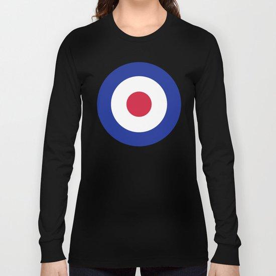 Mod Target Long Sleeve T-shirt