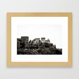 Imperterrita Framed Art Print
