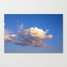 Big Sky Country  Canvas Print