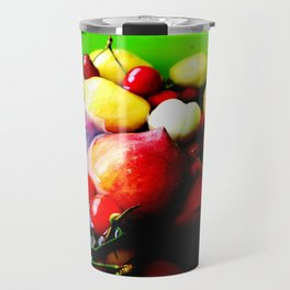 Fruit & vegetables Travel Mug