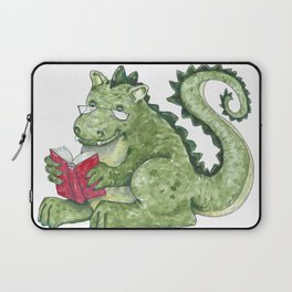 Dragon A Book OUt Laptop Sleeve