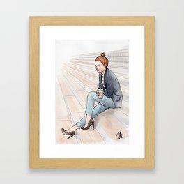 BnF - BFM* Framed Art Print