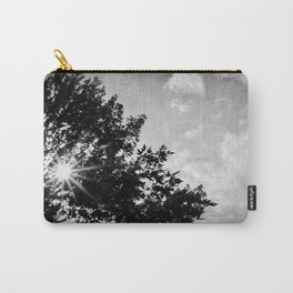Sunstar and Clouds Carry-All Pouch