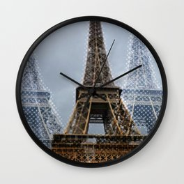 towers Wall Clock