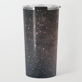 Halley's Comet and the Milky Way Travel Mug