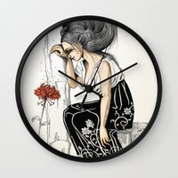 romantic Wall Clocks featuring Romantic by ValD