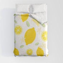 Lemon Blossom Comforters