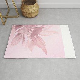 Grandiflora - soft blush Rug