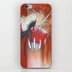 Kinryu-No-Mai iPhone & iPod Skin