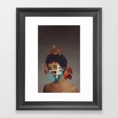 Z (Zed) Framed Art Print