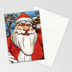Santa Gifts Stationery Cards