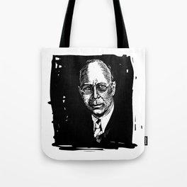 Prokofiev Tote Bag