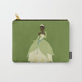 Tiana from Princess and the Frog Carry-All Pouch