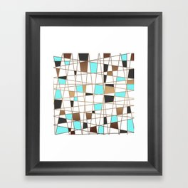 Abstract background 20 Framed Art Print