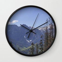 Zanopane. Wall Clock