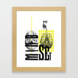 mindset Framed Art Print