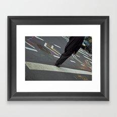 Stand Framed Art Print