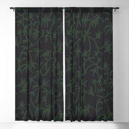 Foliage (Patterns Please) Blackout Curtain