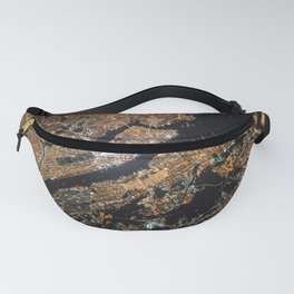 New York City Lights Fanny Pack