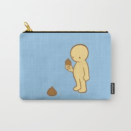 Chocolate Flavor  Carry-All Pouch