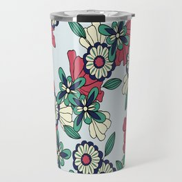 Be My Starflower Travel Mug