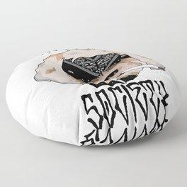 Menace11society Floor Pillow