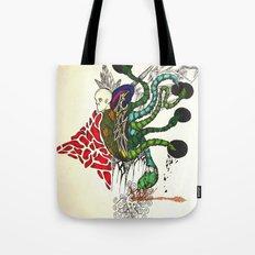 Vulnerable God Tote Bag