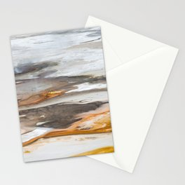 Yellowstone National Park - Thermophiles, Norris Geyser Basin Stationery Cards