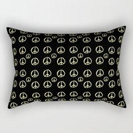 Symbol of peace 2 Rectangular Pillow