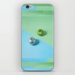 APPLE GLITCH iPhone Skin