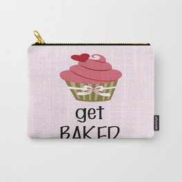 Cupcake - Get Baked Carry-All Pouch