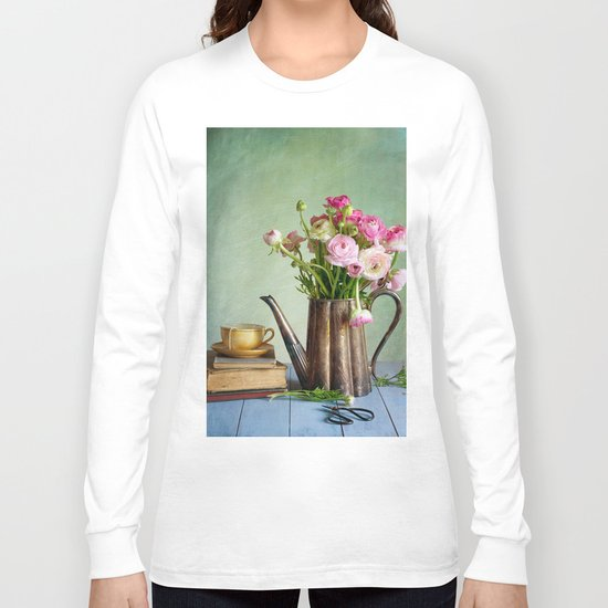 Old-Fashioned Charm Long Sleeve T-shirt