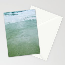 green 102 Stationery Cards