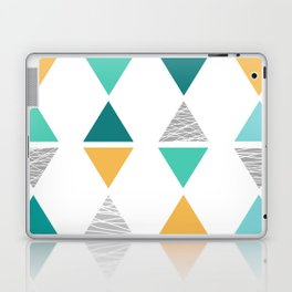 Triangles 1 Laptop & iPad Skin