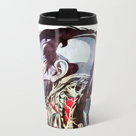 Anatomy [Quain] 2 Metal Travel Mug