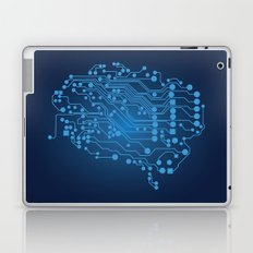 Electric brain Laptop & iPad Skin