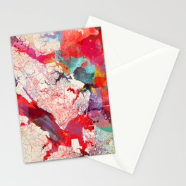 Newport News Virginia painting Stationery Cards