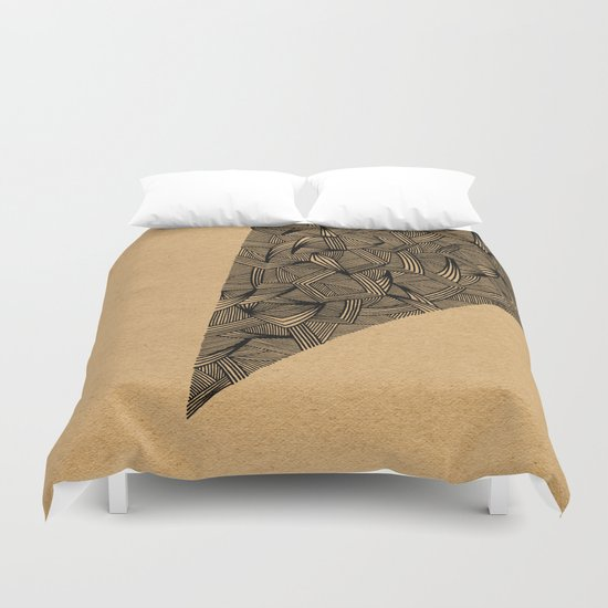 - the place - Duvet Cover