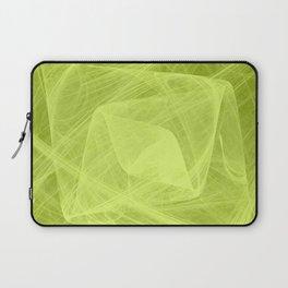 CHIFFON GREENERY Laptop Sleeve