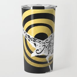 New Mexican Native Roadrunner Travel Mug